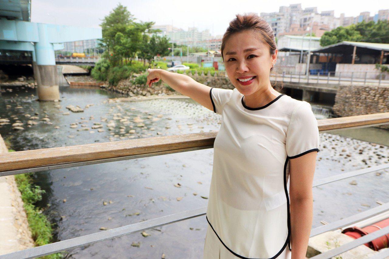 新北市議員李婉鈺接受訪問時表示,執政黨屢屢出包讓民眾失望,導致有些地區的候選人掛...