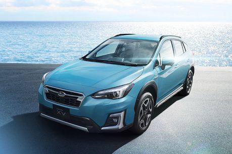 不一樣的Subaru藍!日本新年式XV新增Advance車型預定開跑