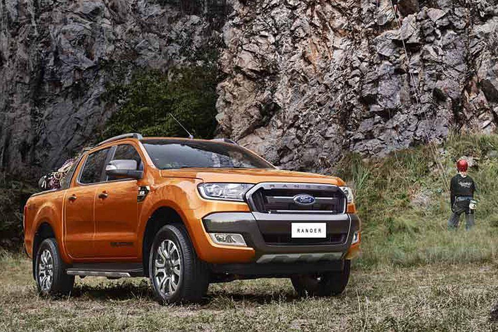 採單一車型銷售的Ford Ranger,動力來自TDCi直列五缸渦輪柴油引擎,具備200ps馬力、47.9kgm峰值扭力輸出表現。 圖/Ford提供