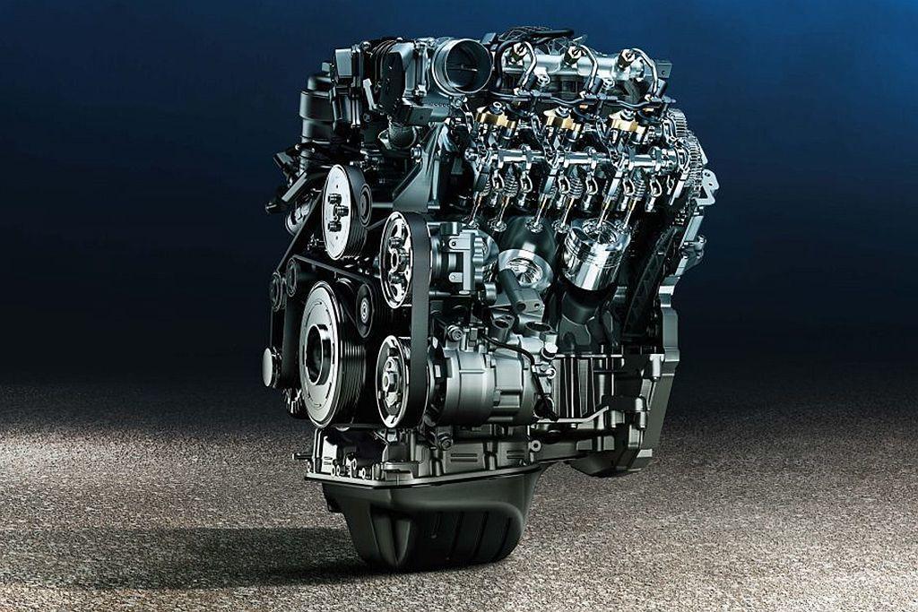 福斯商旅Amarok Comfortline,動力依舊來自新世代3.0L V6渦輪增壓柴油引擎,具備204ps最大馬力,和51.0kgm峰值扭力輸出。 圖/福斯商旅提供