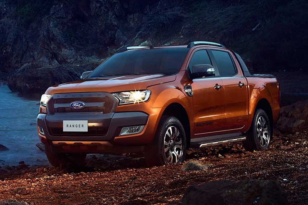 Ford Ranger是台灣市場賣最好的中型皮卡,不過福斯商旅新增Amarok Comfortline入門車型後,先不說德國原裝進口的品質,光售價就相當有競爭力。 圖/Ford提供