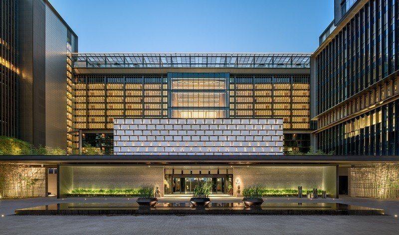 圖片提供/南京涵碧樓酒店