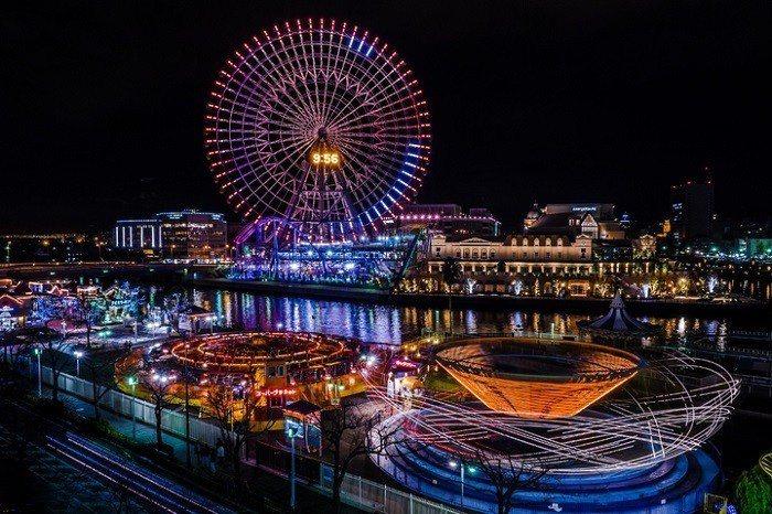 橫濱。 圖/Pxhere