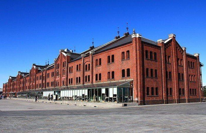 紅磚倉庫。 圖/wiki