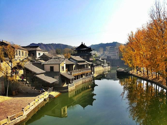 古北水鎮。 圖/blog.sina.com.cn