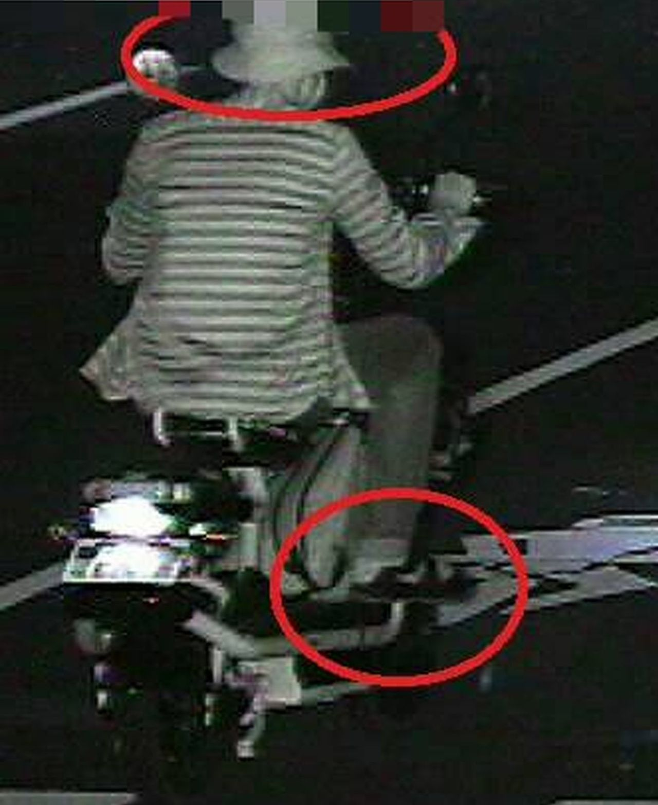 台中市烏日火車站前停車場內陸續有電動自行車失竊,警方循線查出是范姓移工涉有重嫌。...