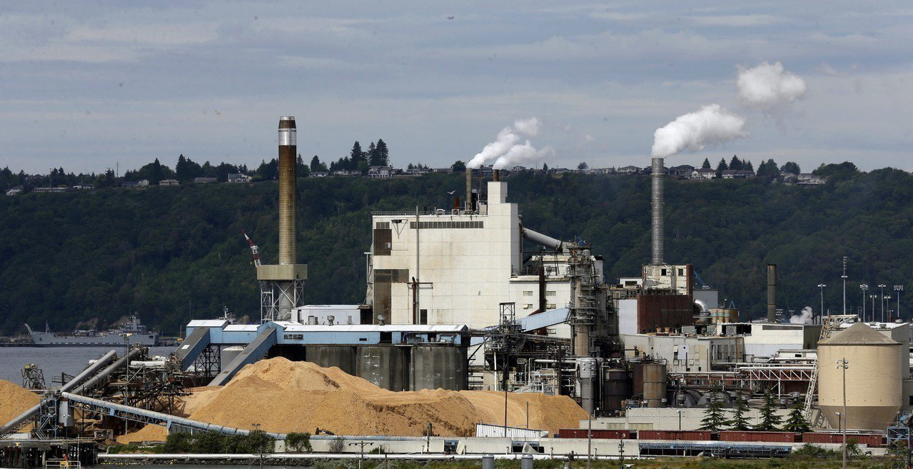美國華盛頓州選民今秋將投票表決1631號創制案,決定是否2020年起直接對碳汙染...