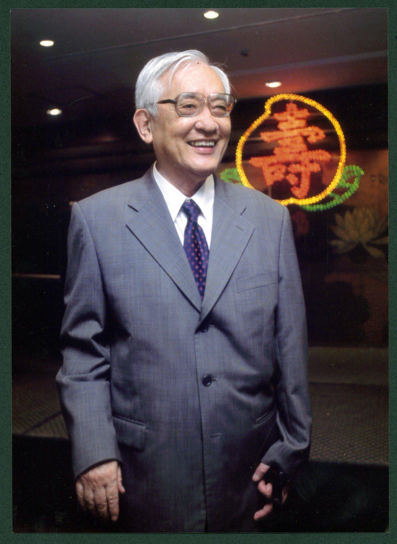 2002年沈君山70歲生日。圖/清大提供