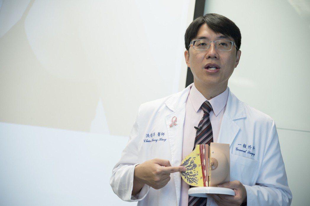 國內一年乳癌新增個案超過萬人,醫師提醒,即使是零期癌,仍應提高警覺,因為1成零期...