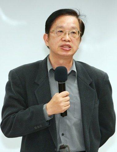 總統府第二局局長的邱昌嶽。圖/聯合報系資料照