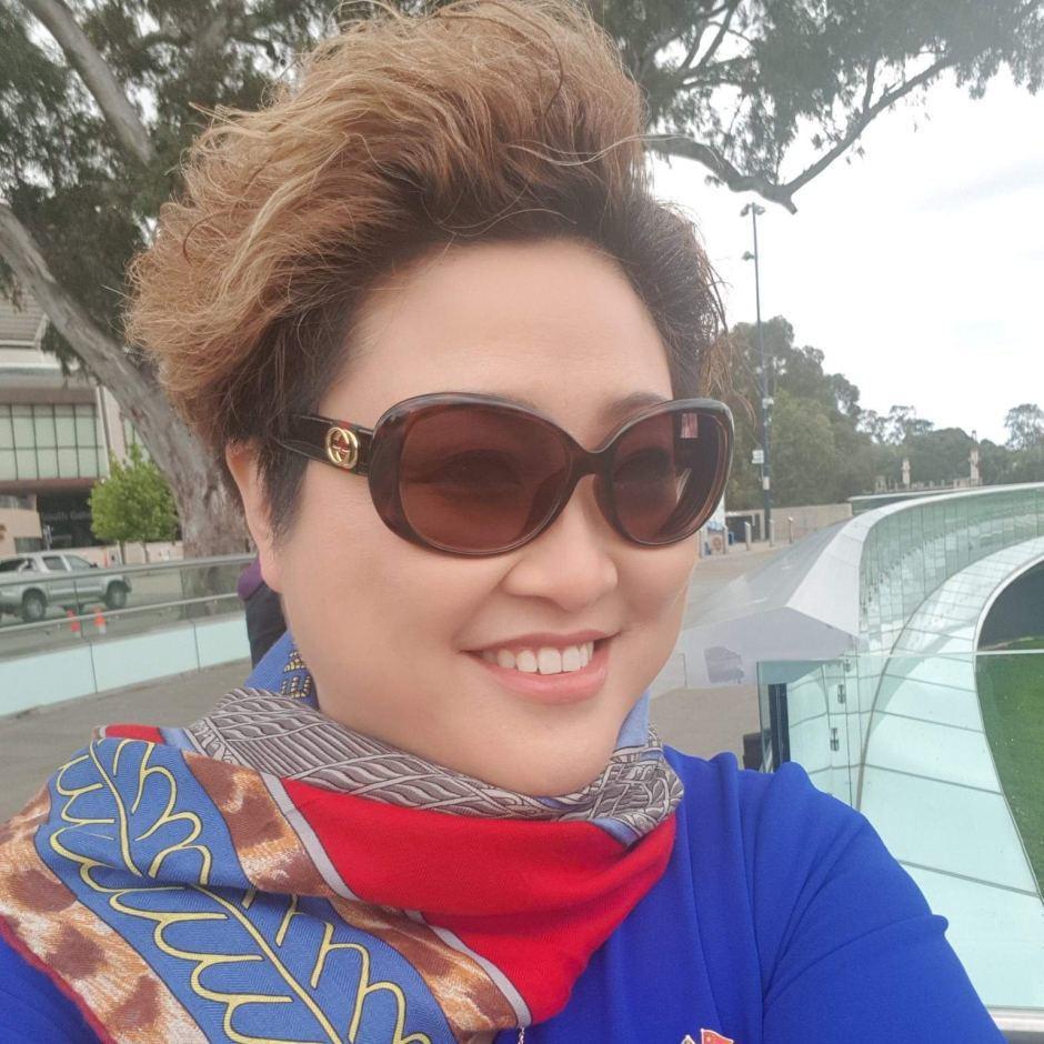 澳洲富婆鄒莎的公司找特助,應徵者疑似要負責照顧她的9歲女兒。取自澳洲廣播公司網站