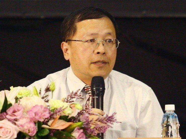 促轉會副主委張天欽今天火速請辭。聯合報資料照