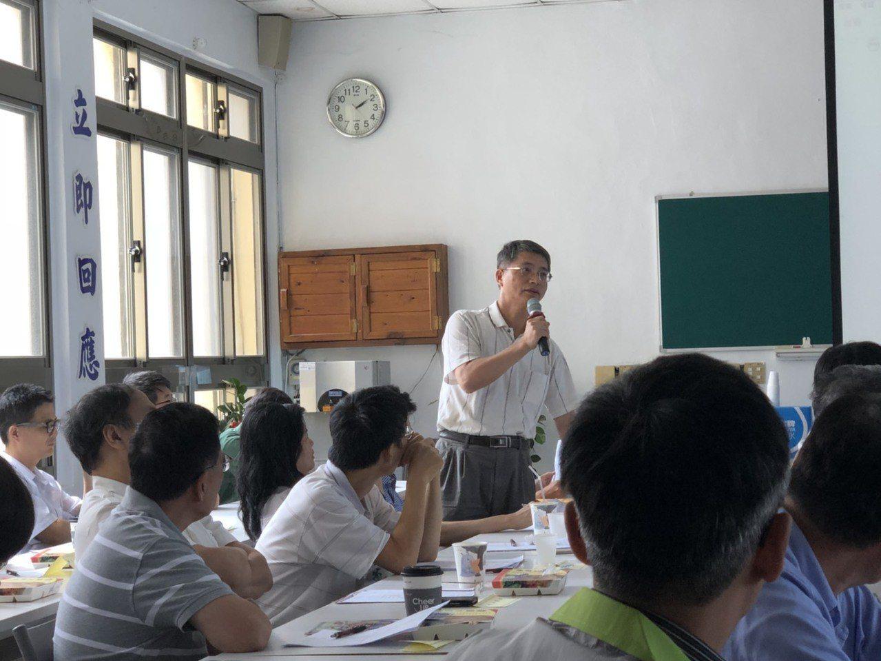 新竹重視醫護人員,成立「醫療暴力聯席會」,加強與警察局、衛生局的連結。圖/麥建方...
