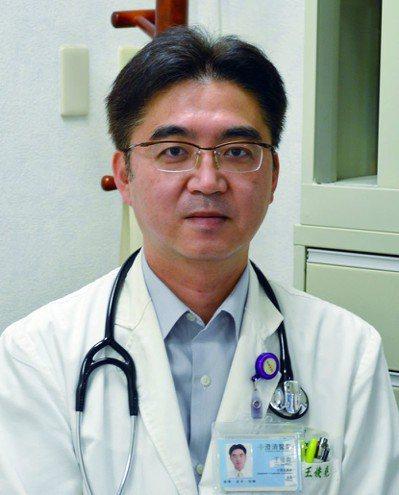 醫師王俊堯。圖/澄清醫院中港院區提供