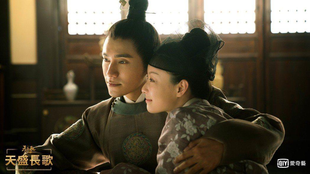 陳坤(左)、倪妮上演虐戀。圖/愛奇藝台灣站提供