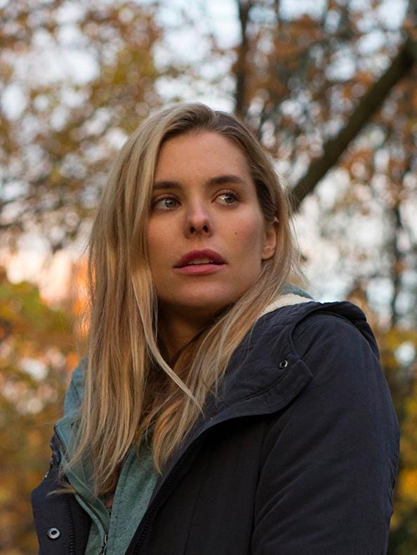 蘇西艾柏羅梅特也是演員,參與過不少影集演出。圖/摘自imdb
