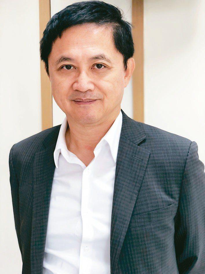 台北市電腦公會理事長童子賢。 圖/聯合報系資料照片