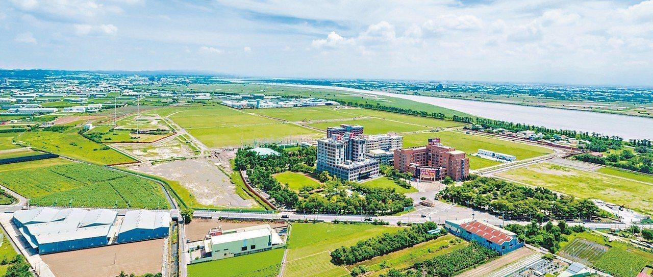 和發產業園區目前已有52家廠商登記進駐。 圖/高雄市經發局提供