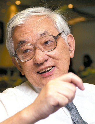 清華大學前校長、知名物理學家沈君山,昨天辭世,享壽八十七歲。 圖/聯合報系資料照...