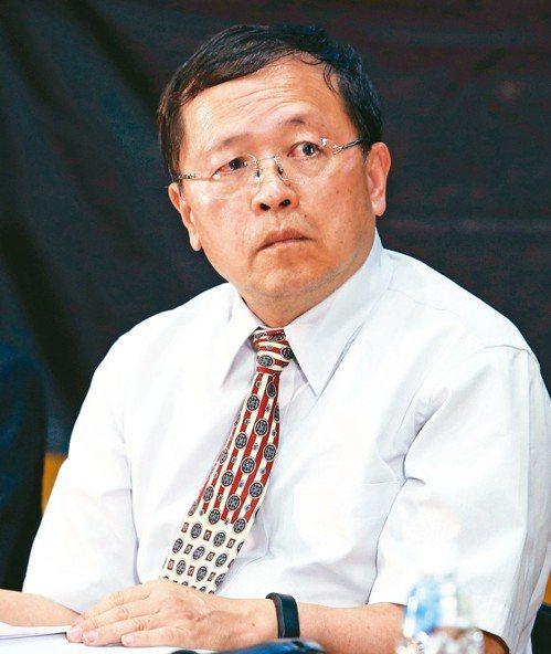 促轉會副主委張天欽下台。 圖/聯合報系資料照片