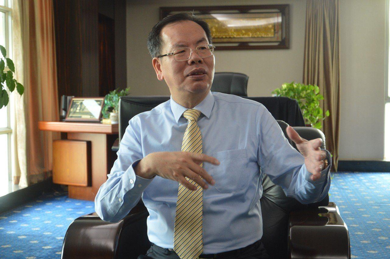 廈門台商會長吳家瑩說,政府應提供充分資訊給年輕人,很多台灣年輕人想來大陸創業,卻...