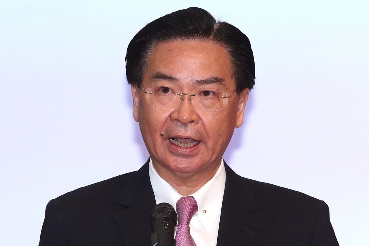 外交部長吳釗燮。 聯合報系資料照/記者林澔一攝影
