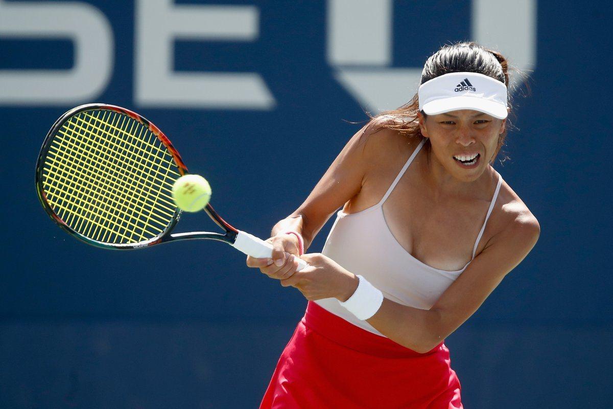 謝淑薇。 擷圖自WTA官方推特。