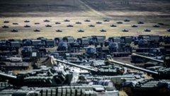 預演世界大戰? 俄國30萬人軍演 5大武器威嚇全球