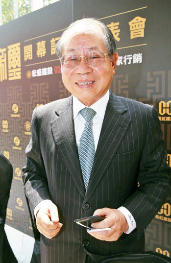 宏盛董事長林新欽