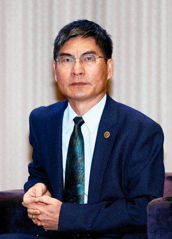 科技部長陳良基 (本報系資料庫)