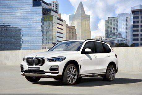 BMW X3與X5 Plug-In Hybrid 確定2019年發表!