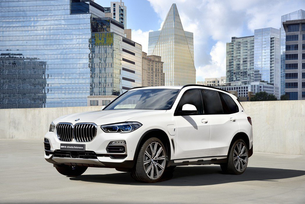 新世代BMW X5 xDrive45e iPerormance。 摘自BMW