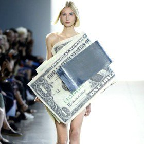 紐約時裝周/想錢想瘋了?KOTA OKUDA滿滿美金穿上身