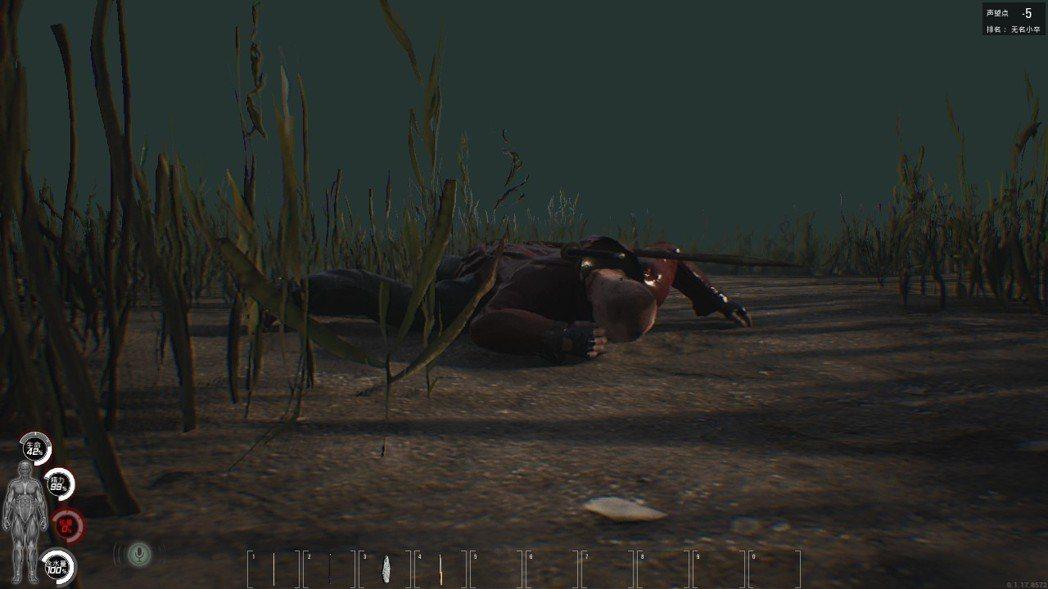 衣服太濕過重,硬要游泳的下場…昏迷在水底XD