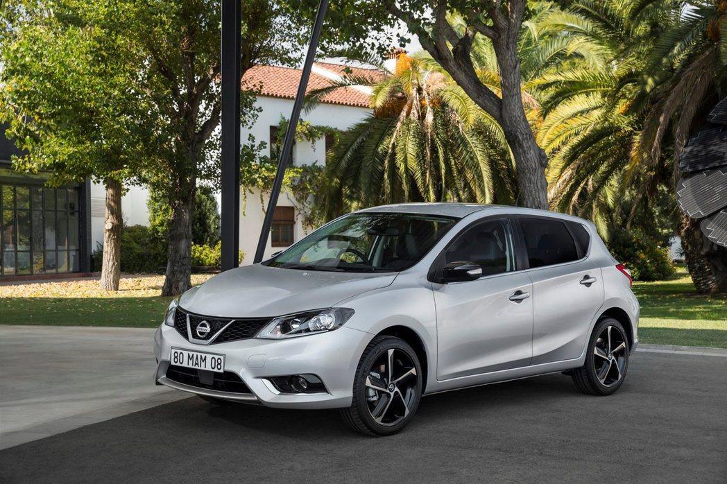 Nissan Pulsar銷售成績不盡理想。 摘自Nissan