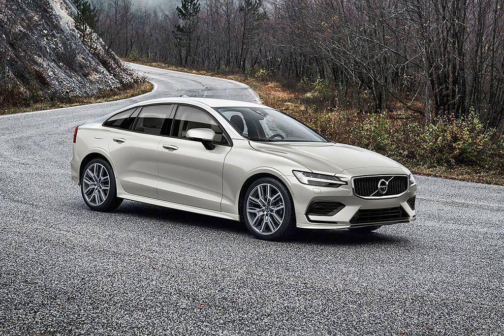 新世代Volvo S60也將在明年導入台灣市場。 圖/Volvo提供
