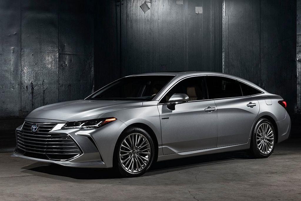 Toyota Avalon Hybrid 圖/Toyota提供