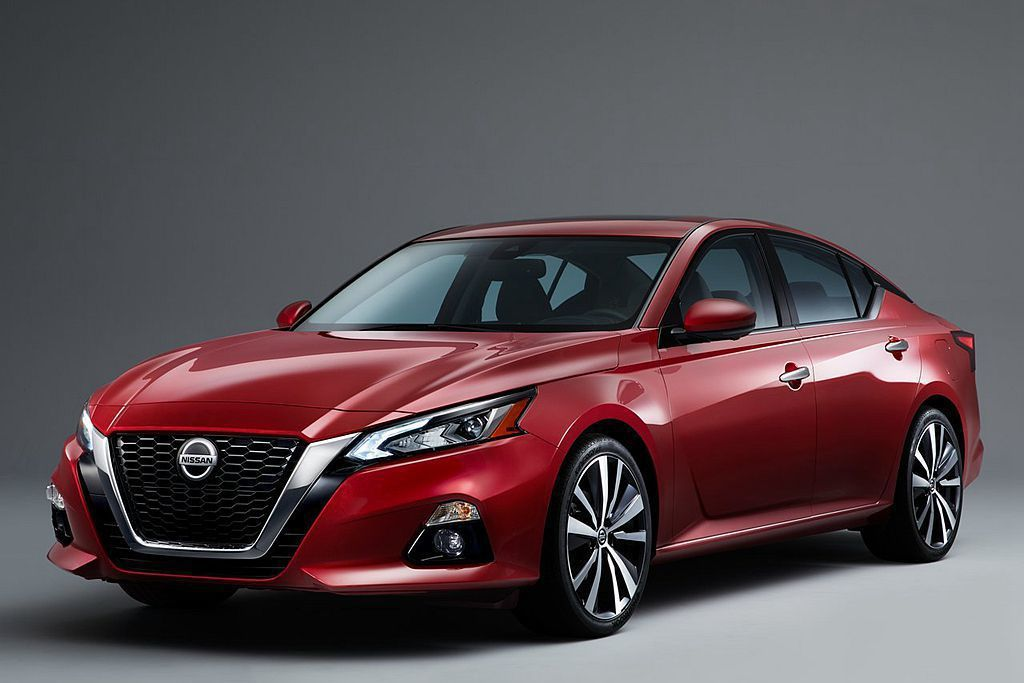 全新Nissan Altima也將在台灣現身。 圖/Nissan提供