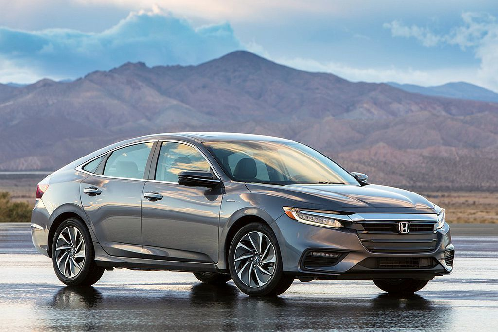 Honda Insight 圖/Honda提供