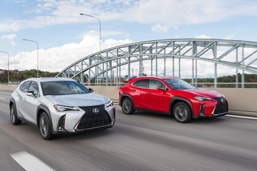 全新Lexus UX將在12月在美上市。 摘自Lexus