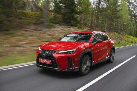 美規Lexus UX預計12月上市 雙動力訂價超殺!