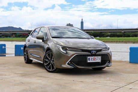 有競爭就有進步 TOYOTA Auris新年式車型補上全速域ACC
