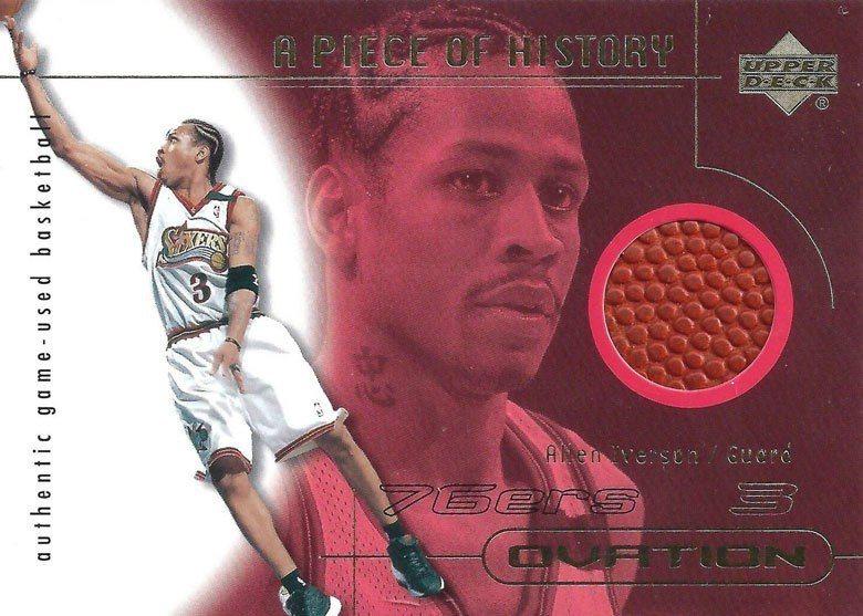 艾佛森的運球過人技巧華麗無雙,他的打球方式帶給NBA巨大的衝擊。 2000-01...