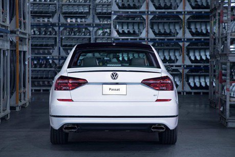 美規2019 Volkswagen Passat 取消V6動力車款!