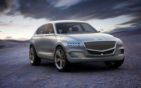 轎車買氣大降溫!Hyundai現代汽車旗下 Genesis計劃推出Crossover跨界休旅搶救