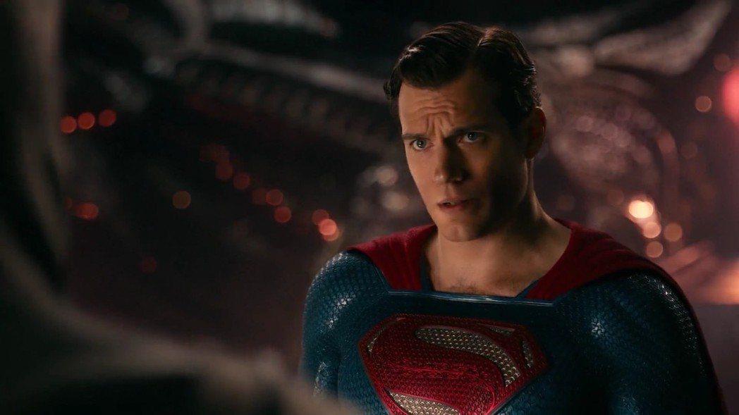 「正義聯盟」反應不佳,亨利卡維爾的「超人」命運多舛。圖/摘自imdb