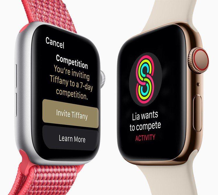 Apple Watch Series 4雖然螢幕更大、表身更薄,但充一次電即可達...