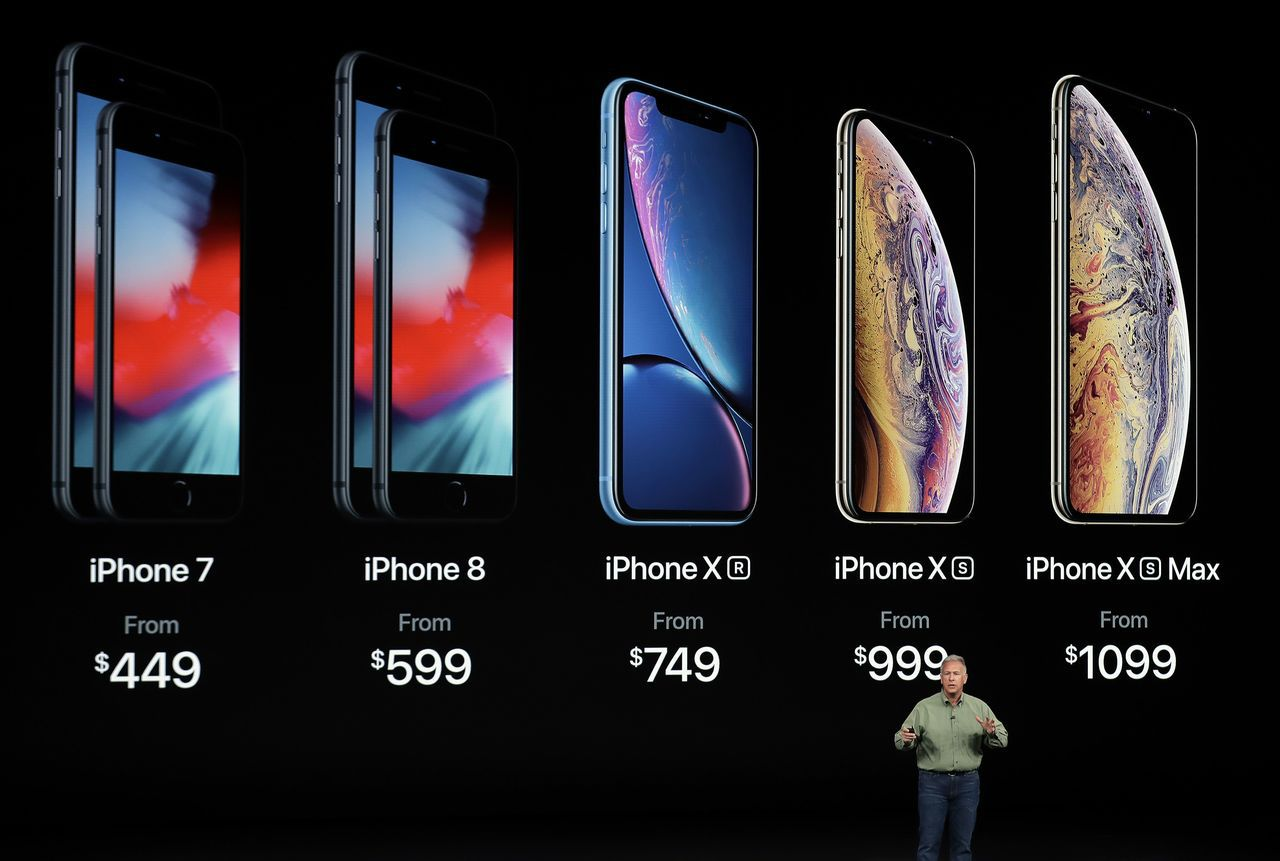 蘋果秋季開發者大會推出,5.8吋iPhone XS、6.5吋iPhone XS ...