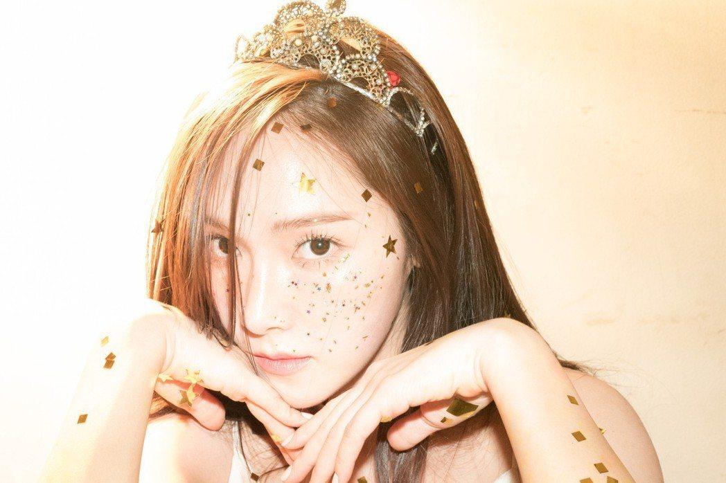 潔西卡將於10月21日在台和粉絲見面。圖/日出娛樂提供