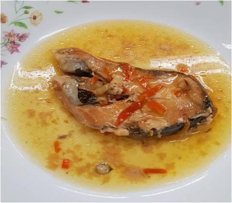 烤燒虱目魚。圖/水試所提供